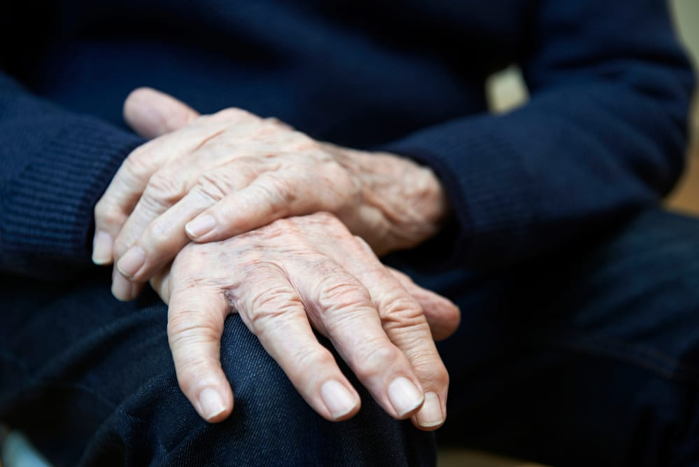 CBD for man with parkinsons